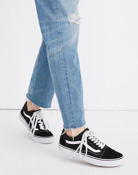 Vans® Unisex Old Skool Lace-Up Sneakers in true black image 2