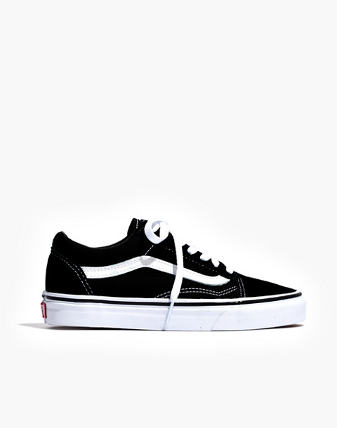 Vans® Unisex Old Skool Lace-Up Sneakers in true black image 1
