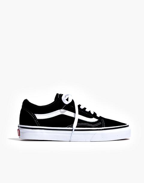 Vans® Unisex Old Skool Lace-Up Sneakers in true black image 1