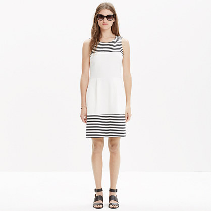 Verse Dress in Stripe