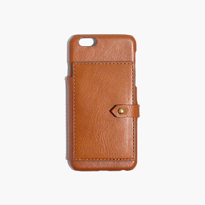 madewell iphone case leather wallet for iphone 174 6 tech support madewell 12603