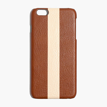 Leather Case for iPhone® 6 Plus in Paintstripe