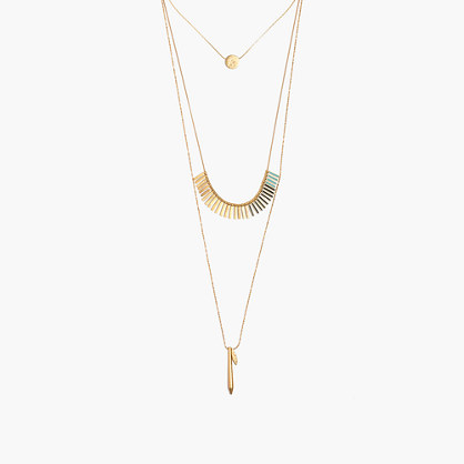 Poolside Layering Necklace
