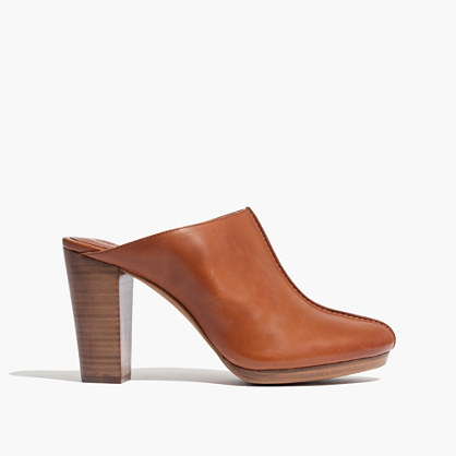 The Andie High-Heel Clog