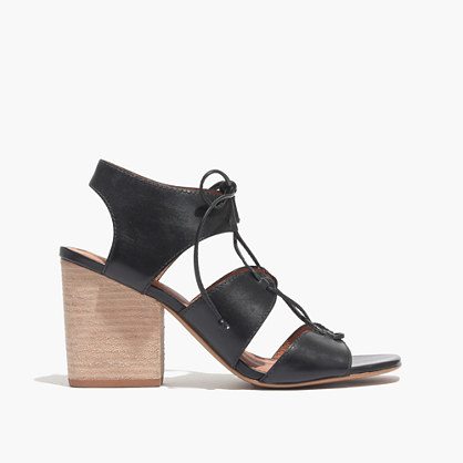 The Rooney Lace-Up Sandal