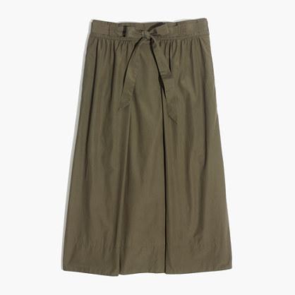 Tie-Waist Skirt