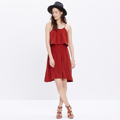Silk Dreamdrift Overlay Dress