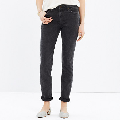 Chimala® Stretch Denim Slim Cut Jeans in Smoke Grey