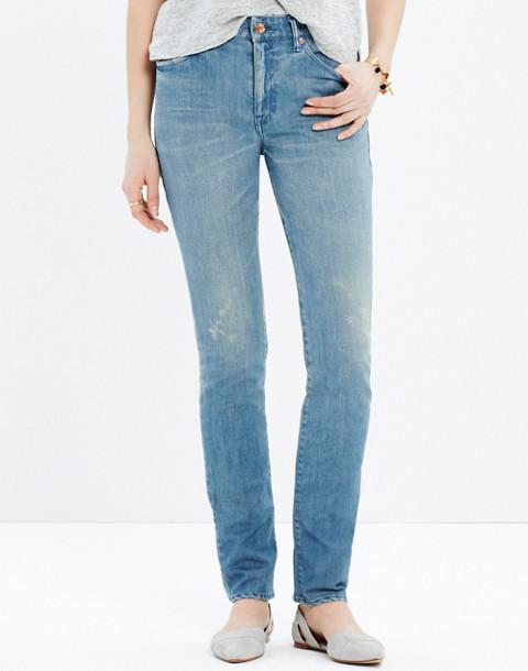 Chimala® Stretch Denim Slim Cut Jeans in Light Wash