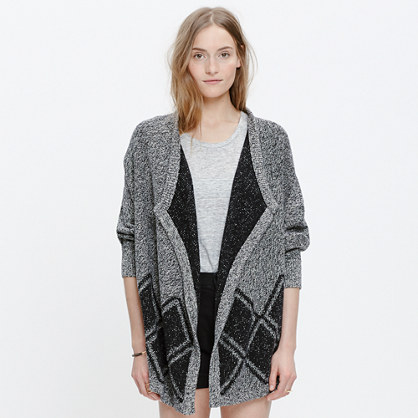 Sale alerts for Madewell All Angles Cardigan Sweater - Covvet