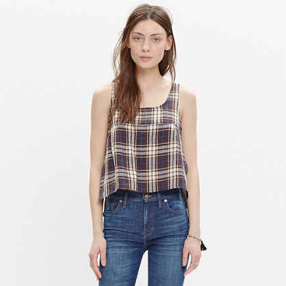 Loup Charmant™ Como Cropped Shirt