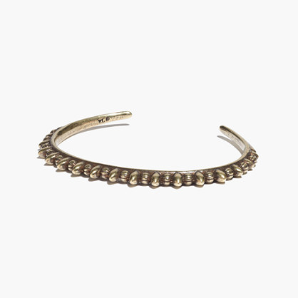 Pamela Love® Thin Tribal Spike Cuff