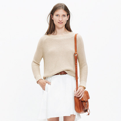 Madewell et Sézane® Pullover Sweater
