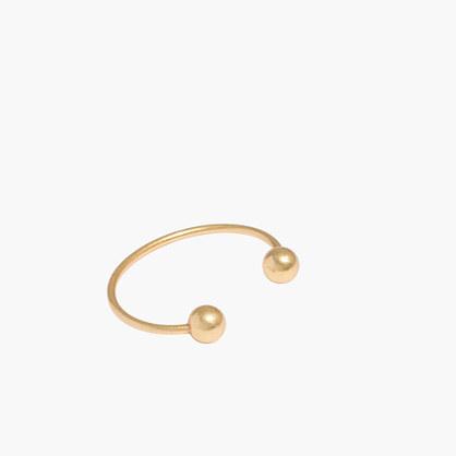 Sphere Cuff Bracelet