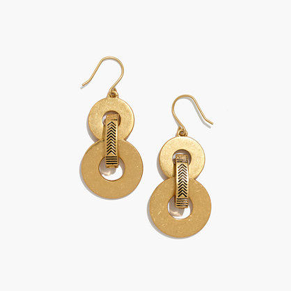 Market Find Drop Earrings