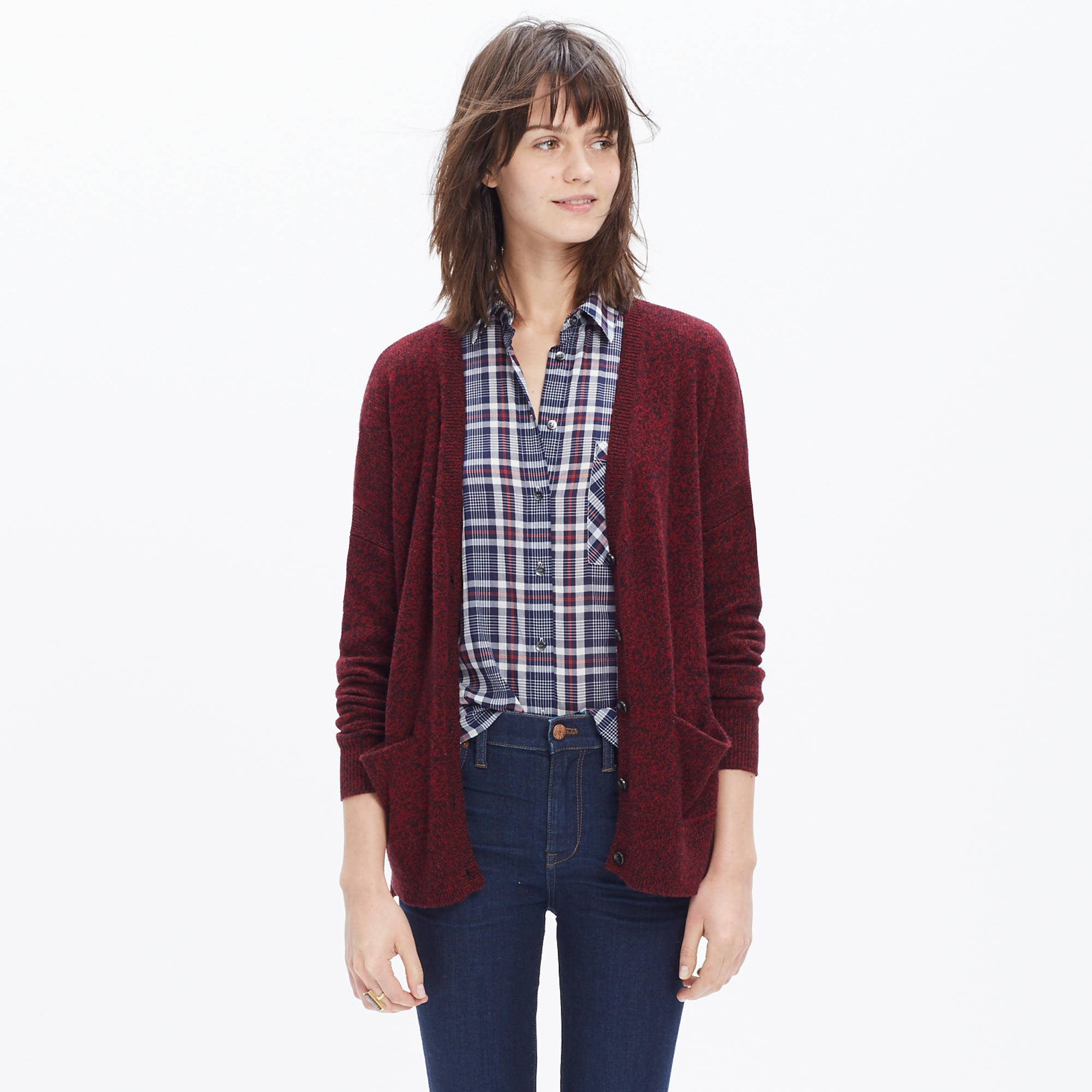 Landscape Cardigan Sweater : cardigans & sweater-jackets | Madewell