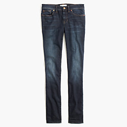 "Tall 8"" Skinny Jeans in Lakeshore Wash"