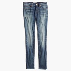 Taller Skinny Skinny Jeans in Edmonton Wash