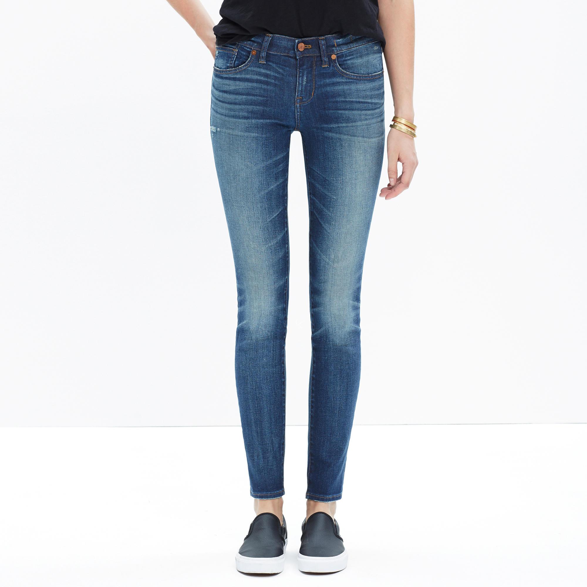 Skinny Skinny Jeans in Edmonton Wash : skinny jeans   Madewell