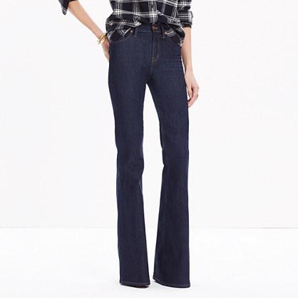 Flea Market Flare Jeans in Kenner Wash