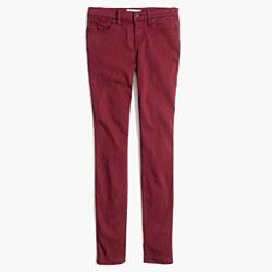 "Tall 8"" Skinny Sateen Jeans"