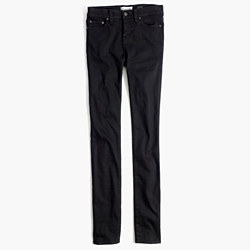 Alley Straight Jeans in Black Frost