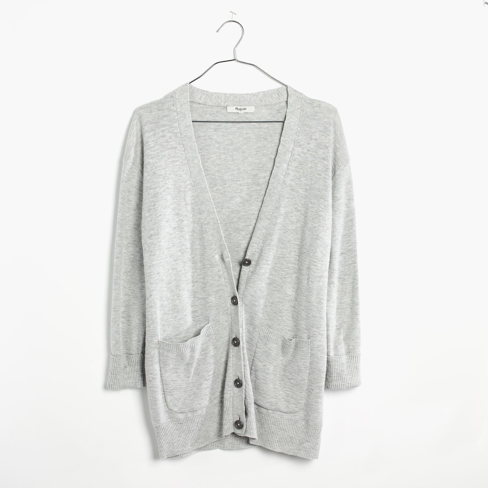 Lightweight Cardigan Sweater : shopmadewell cardigans & sweater ...