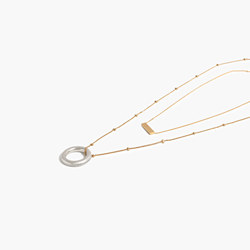 Freeform Layering Necklace