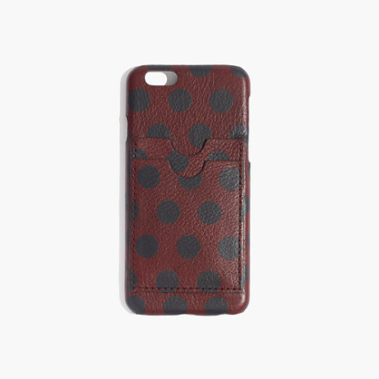 madewell iphone case leather carryall for iphone 174 6 in dot tech support 8775