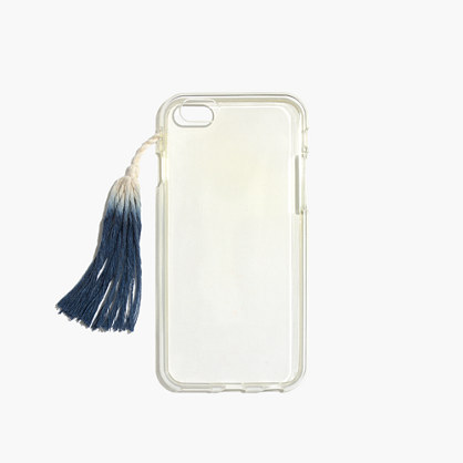 Crystalline Dip-Dyed Tassel iPhone® 6 Case