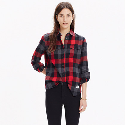 Penfield® Chatham Flannel Check Shirt