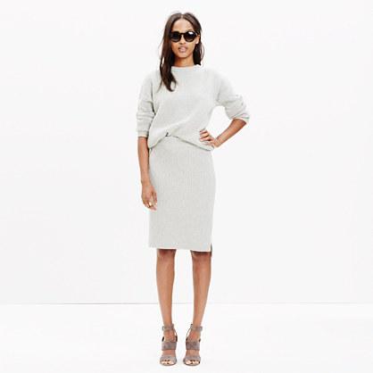 Moderne Sweater Skirt