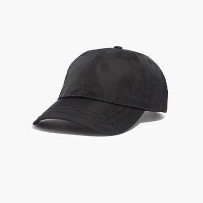 Satin Baseball Cap