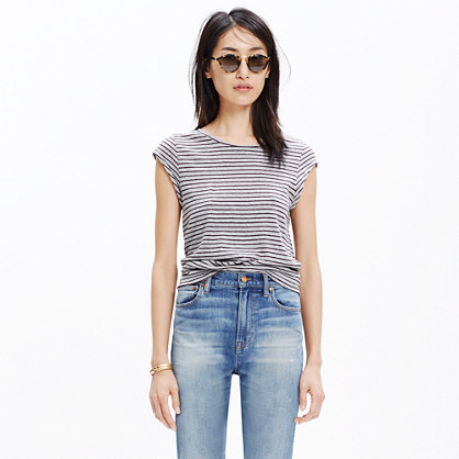 Marquee Tee in Stripe