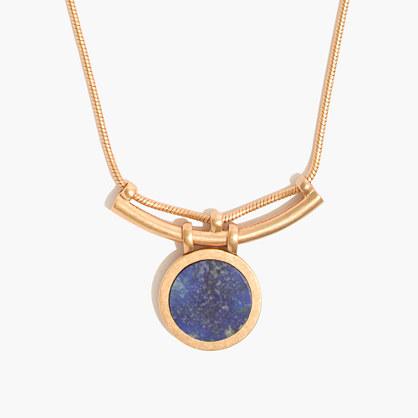 Lapis Starstruck Choker Necklace
