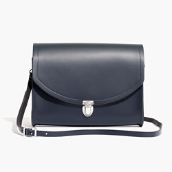 The Cambridge Satchel Company® Large Push Lock Crossbody Bag