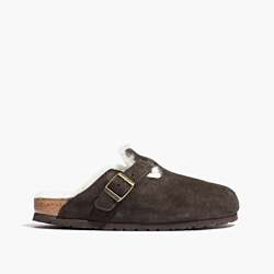 Birkenstock® Boston Shearling Clogs