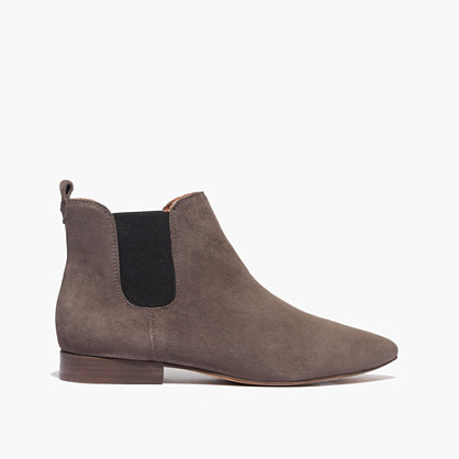 The Nico Boot in Suede