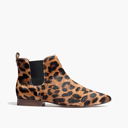 The Nico Boot in Leopard