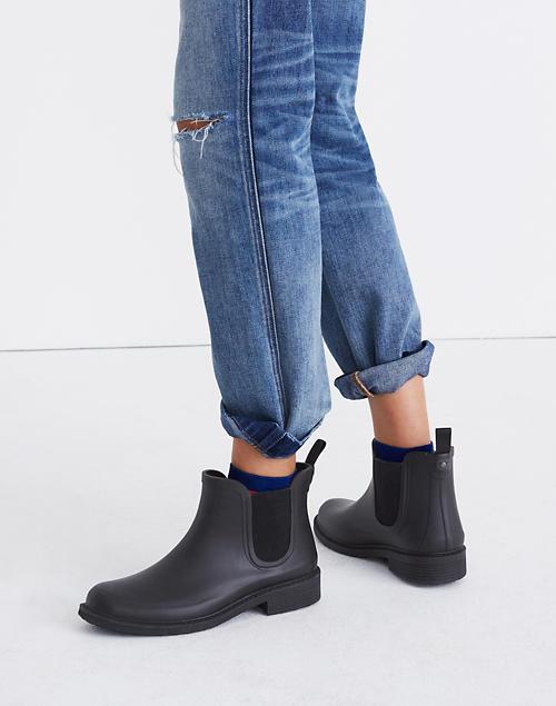 Women S Chelsea Rain Boot Madewell