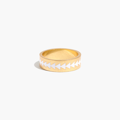 Arrowstamp Ring