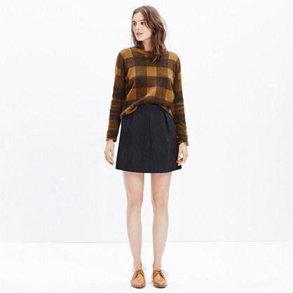 Journal Mini Skirt