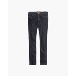 "Tall 8"" Skinny Jeans in Quincy Wash"