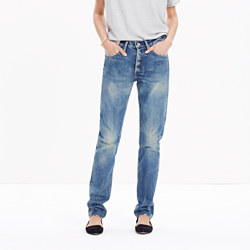 Chimala® Narrow Tapered Jeans
