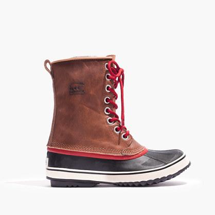 sorel 1964 Premium Leather Lace-Up Boots ScWFiQ1