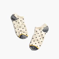 Polka-Dot Anklet Socks
