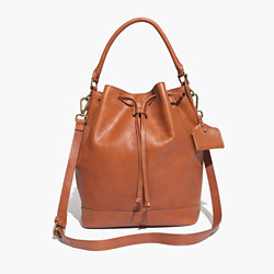 The Lafayette Bucket Bag