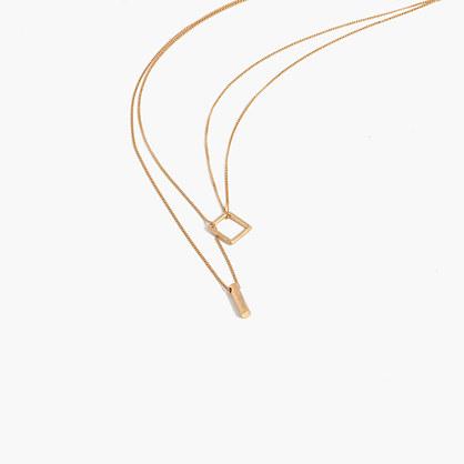 Balance Chain Necklace