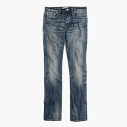 Rivet & Thread Straight Selvedge Jeans in Elmwood Wash