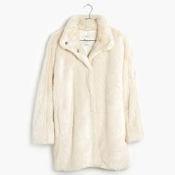 Stagedoor Faux-Fur Coat